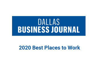 Dallas Business Journal - 2020 - Best Places to Work