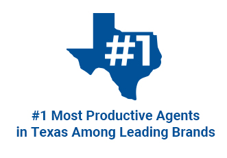 #1 Most Productive Agents in Texas Among Leading Brands
